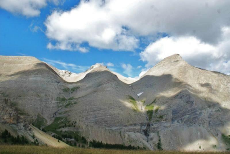 randonnee mont pelat - sortie marque esprit parc national