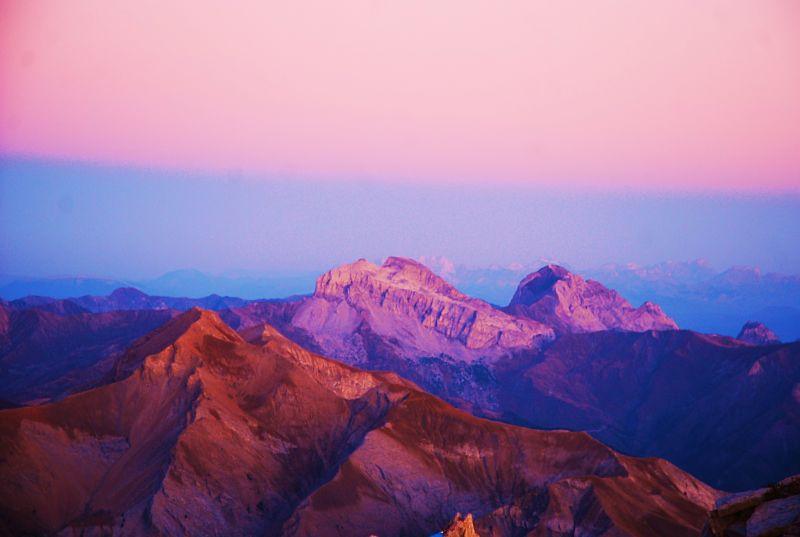 marque esprit parc national - mercantour - randonnée montagne
